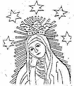 Illustration de Sainte Marie