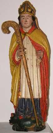Statut de Saint Géry